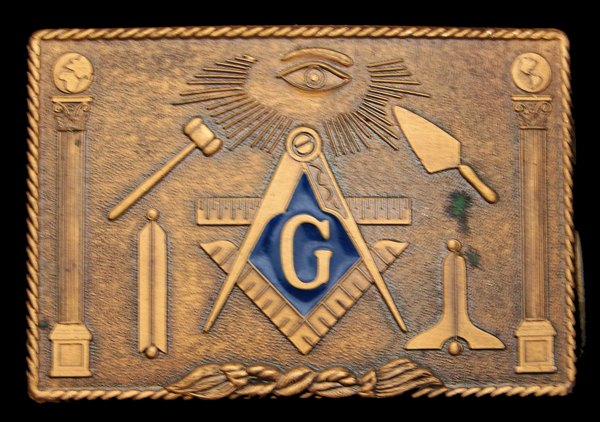 freemason tracing board